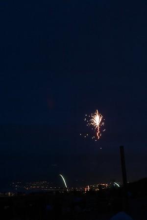 Fireworks - New Brighton Pier 2004
