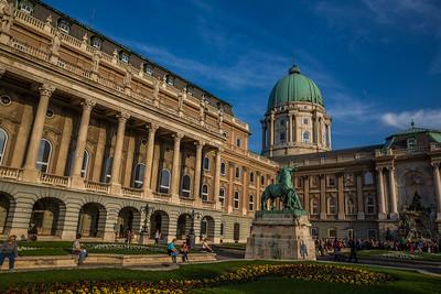 (1) Budapest Castle