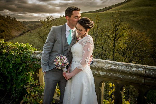 Aoife and Dan Wedding St Annes Buxton & Cressbrook Hall