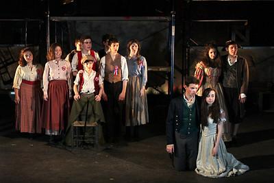 Les Misérables - All School Musical