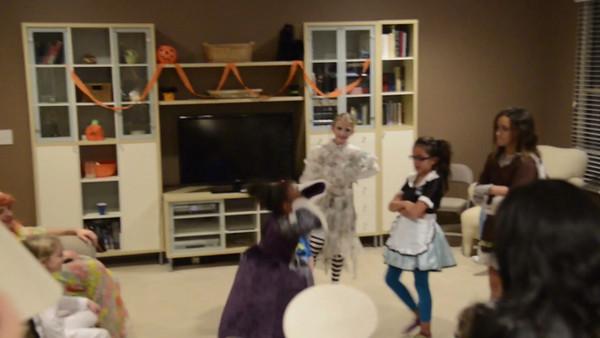 Halloween Party, October 27, 2012