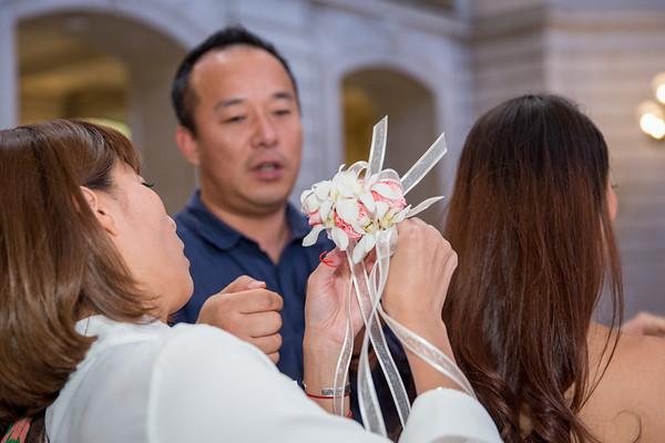 Vivi Wedding at City Hall