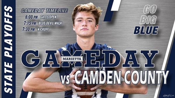 Game 11 - Camden County