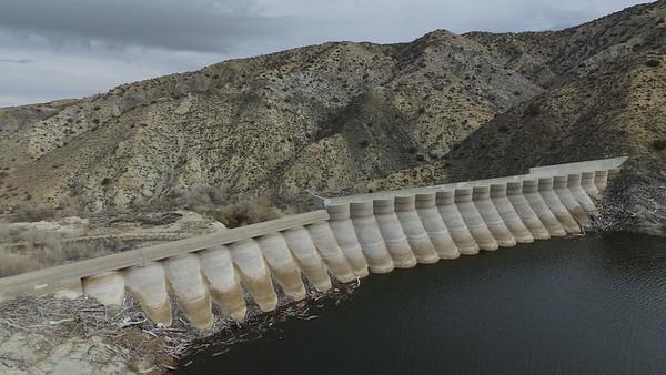 Littlerock Dam 01/23/16