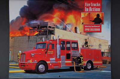 1998 Fire Trucks in Action