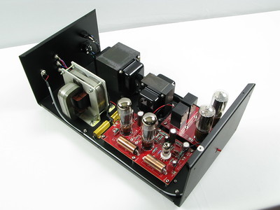 EL34 Triple C core MonoBlocks