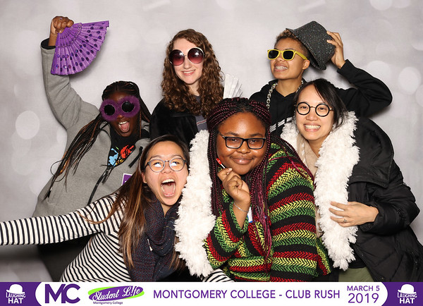 Montgomery College - Club Rush