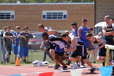 Ken Bell Boys 100 Meter