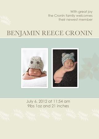 Benjamin Cronin