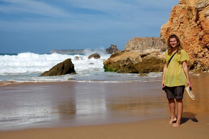 Jihozápadní pobřeží Algarve
