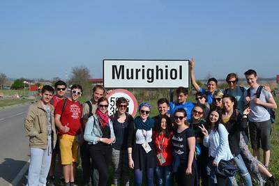 ERC 2016, Murighiol, Romania