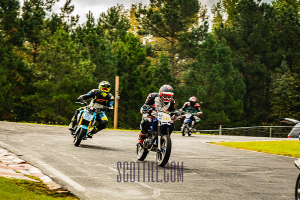 South East Mini Moto Oct 16th Lamar County Speedway