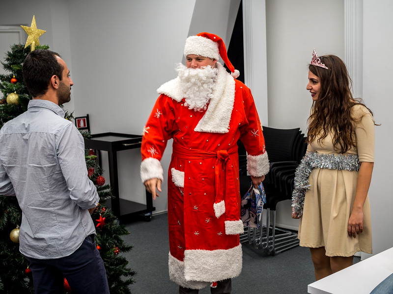 Christmas 2015 at Wargaming