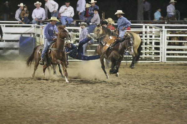 GSYR TSRA Rodeo 05/18/2007 Steer Wrestling