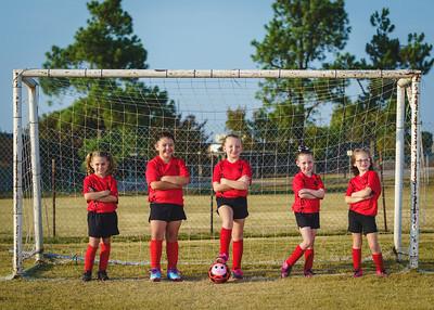 Evans Girls Soccer