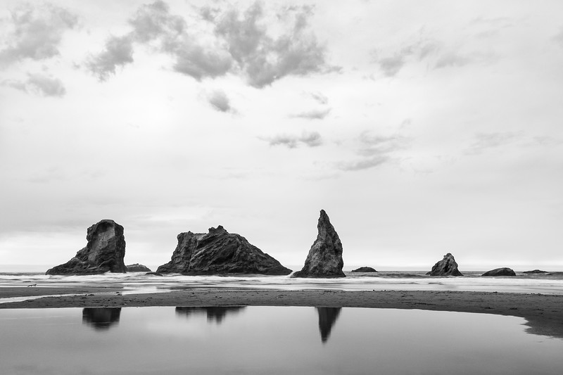 Bandon Beach, Oregon, USA