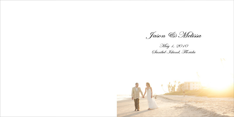 Melissa & Jason Guest Album - August