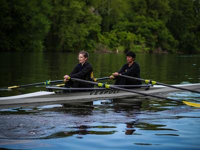 Rowing Practice