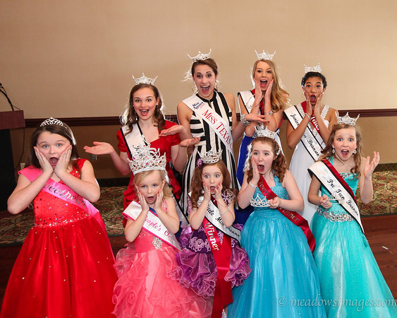 Young Miss Branson 2014