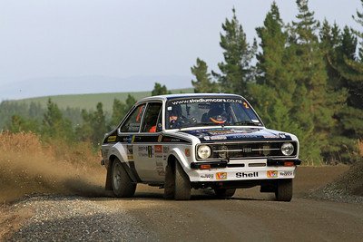 Rally Otago 2014 - Classics