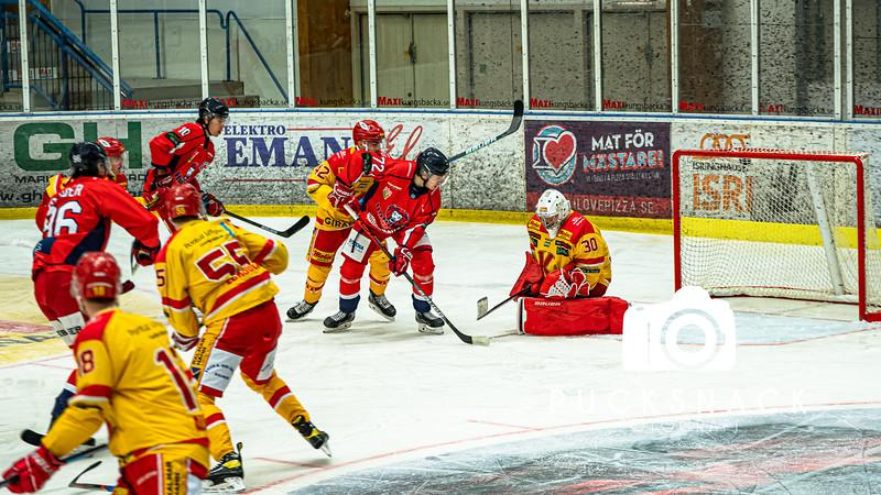 201213_Hockeyettan Södra: Hanhals Kings vs Kalmar HC