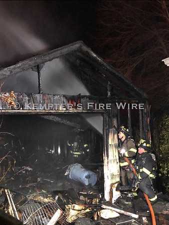 Structure Fire - Argyle Rd, Port Chester, NY - 11/28/19