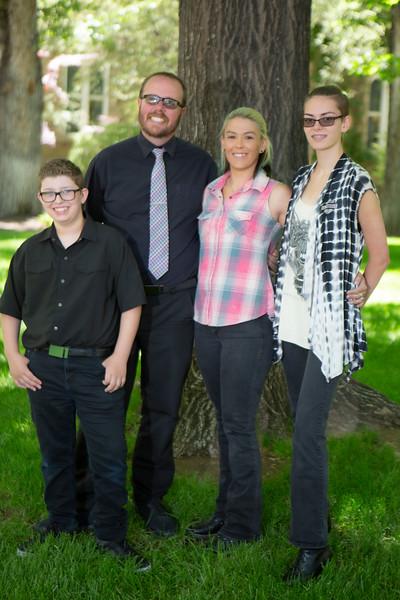 McClurg Family