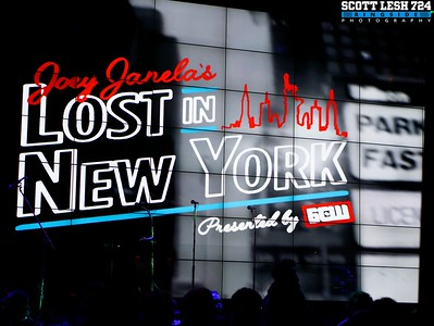 Joey Janela's Lost In NY