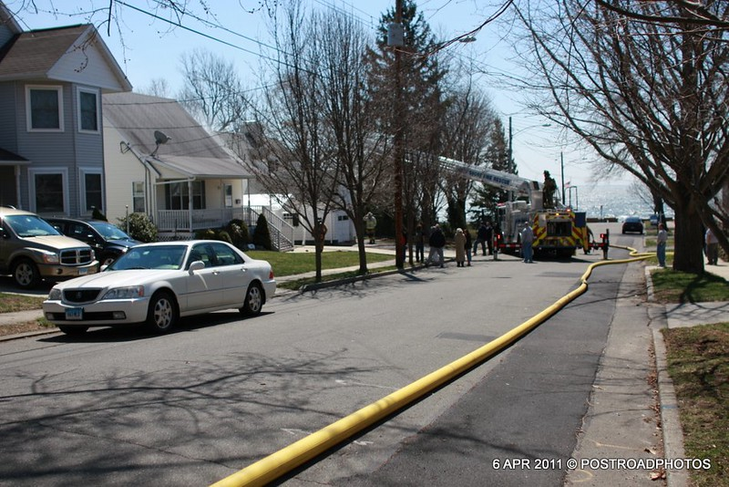 House Fire ~ Baldwin Street