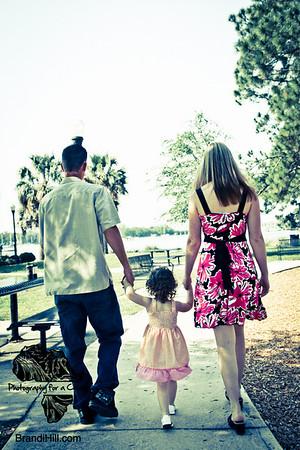 Christina and Family LOGO