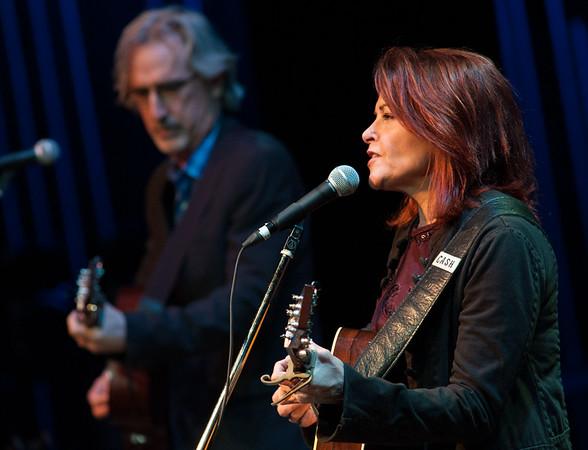 Rosanne Cash with John Leventhal