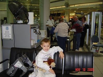 Texas Trip Part 1 (Nov 12th + 2005)