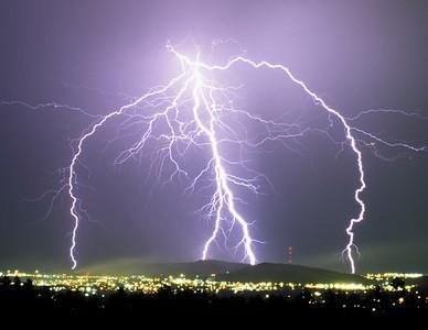 Zeus' Tantrums (Lightning)