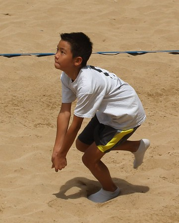 2011 Junior Coed VB Tournament 8-6-2011