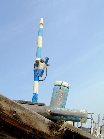 Dhows at Dammam