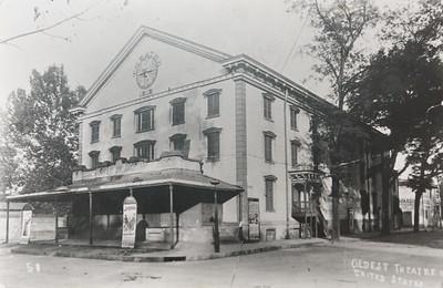 2020-10-20 Dantin - Oldest Theater