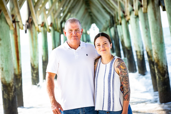 Family Beach Photography Topsail Island / Christina