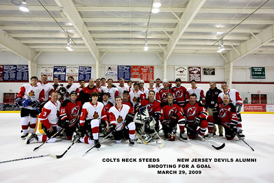 COLTS NECK, NJ DEVILS, JIM DOWD