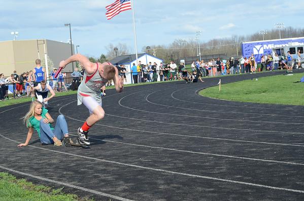Stebbins Track 2012-2013