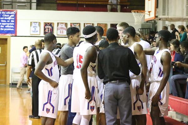 Prep Basketball vs. Trinity Episcopal