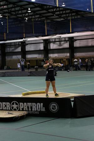 Women's Shot Put - 2013 LSSU Laker Open