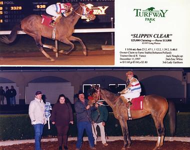 SLIPPIN CLEAR - 12/11/1997