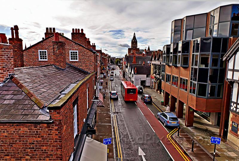 Northgate Street, Chester