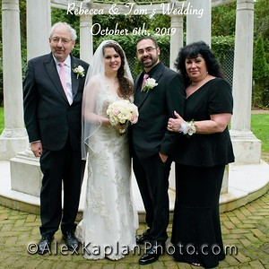 Wedding Photography Album #3 at The Estate at Florentine Gardens in River Vale NJ By Alex Kaplan