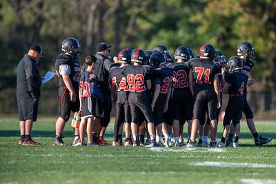 SVSD Middle School Football vs NWL