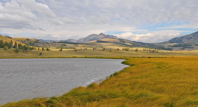 Yellowstone Pano