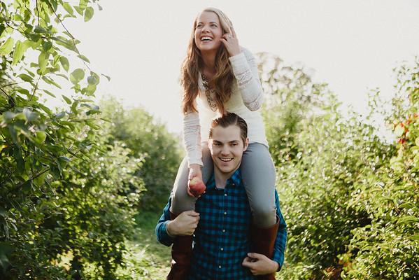 Sarah + Jordan | Engaged