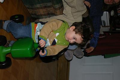 2008 Brian visit