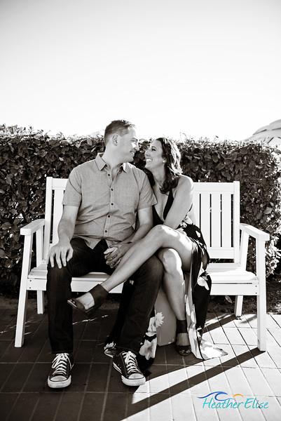 Ashley + Brett | Coronado Engagement Photos | San DIego Wedding Photographer