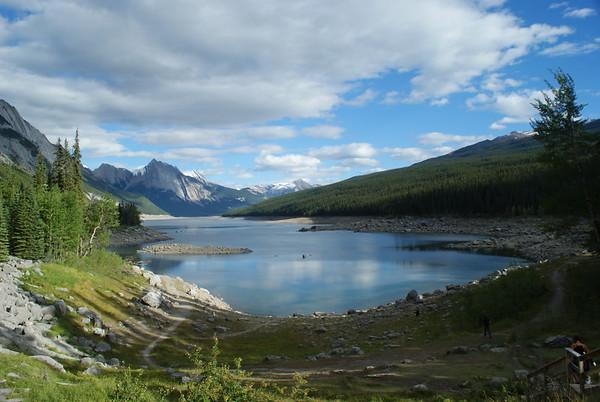Jasper Park: Medicine Lake